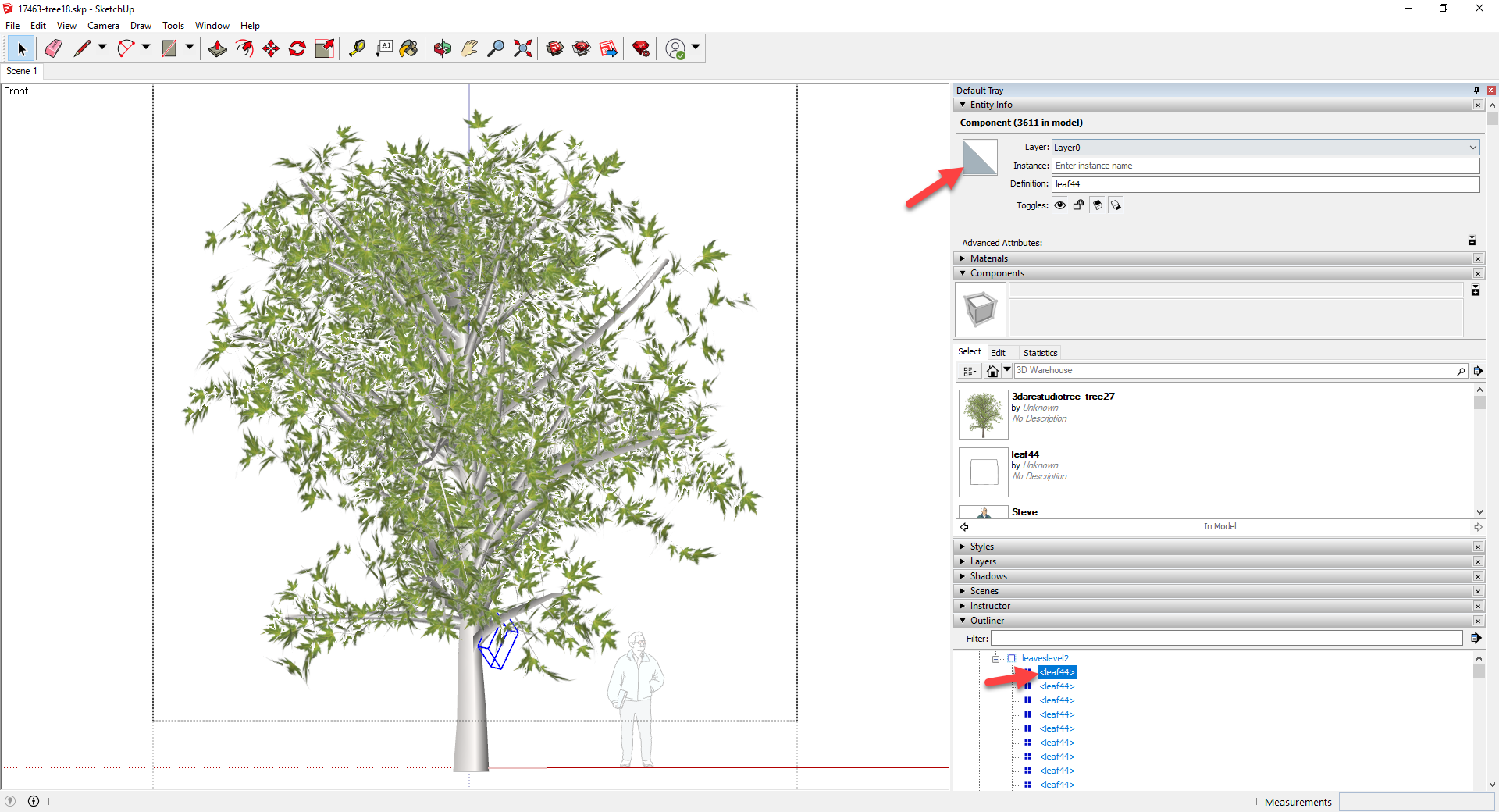 Sketchup import faced distortion - FlexSim Community