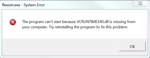 vcruntime140.dll download install
