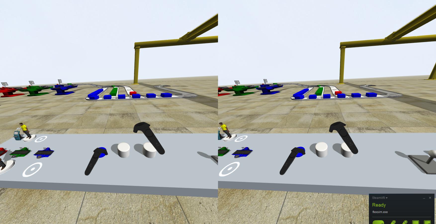 VR Demo Models - FlexSim Community